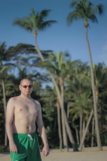 Sentosa - plaża