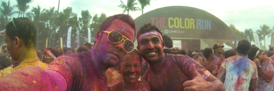 The Color Run Singapore