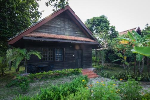 Resort w dżungli