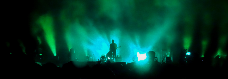Fuji Rock 2013 - Nine Inch Nails